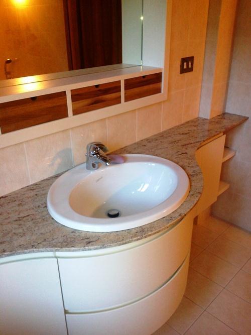 Borchia marmi piani bagno for Piani del bagno seminterrato