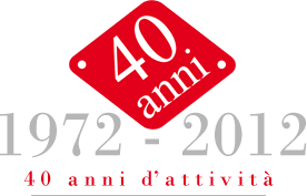 1972-2012 40 anni di attività
